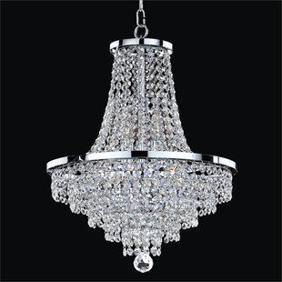 Three Posts Verdell 5-Light Crystal Chandelier | Wayfair | Crystal .