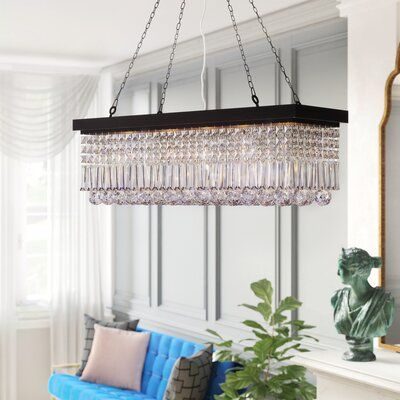 Three Posts Verdell 5-Light Statement Chandelier | Chandelier .