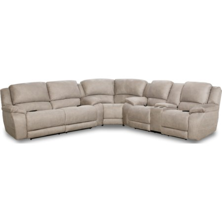 Reclining Sectional Sofas in Delaware, Maryland, Virginia .