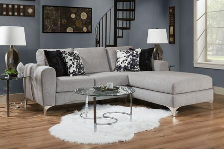 Chelsea Home Furniture Virginia Sectional Sofa .