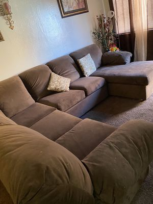 New and Used Sofa for Sale in Sanger, CA - Offer