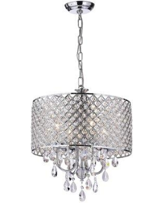 Don't Miss These Deals on House of Hampton® Von 4-Light Crystal .