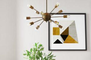 Vroman 12 - Light Sputnik Sphere Chandelier & Reviews   AllMode