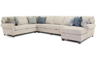 Smith Brothers 253-Sectional - Wendell's Furniture - Colchester,