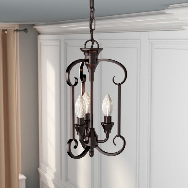Warner Robins 3 Light Lantern Pendants