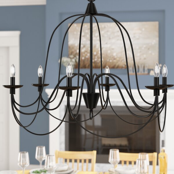 Watford 6 Light Candle Style Chandeliers
