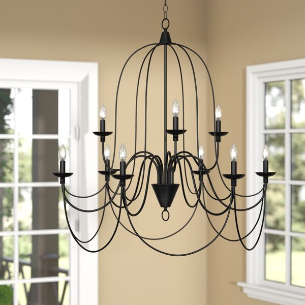 Three Posts™ Watford 9 - Light Candle Style Classic / Traditional .