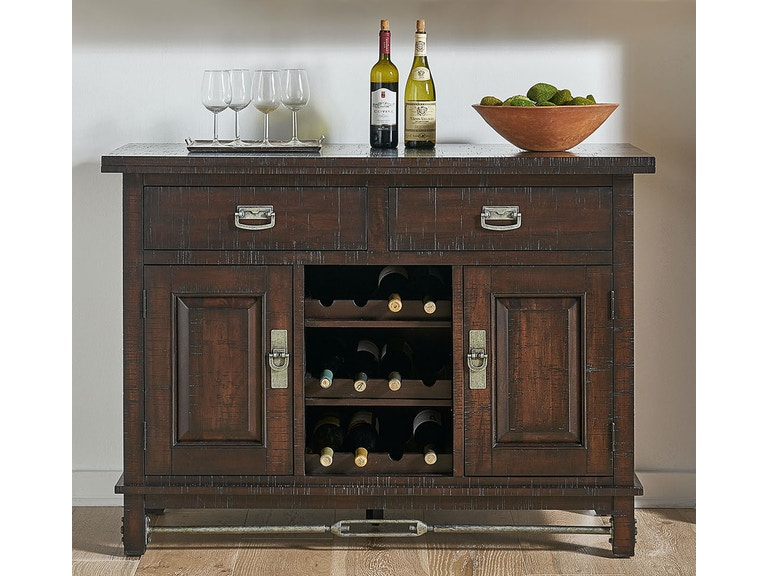 A America Living Room Sideboard Cabinet SDN-RM-9-02-0 .