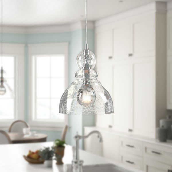 Wyckhoff 1-Light Bell Pendant | Pendant lighting, Dec