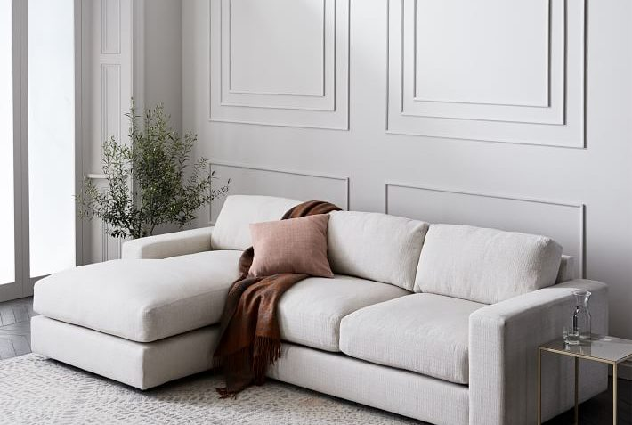 West Elm Urban Sectional Sofa Review – Furnished Revie