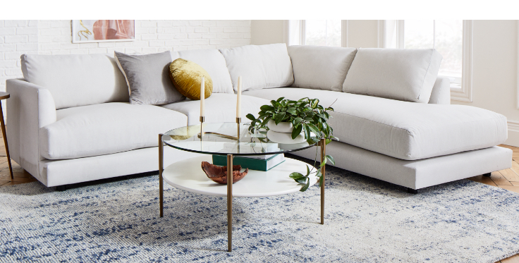 Haven Upholstered Furniture Collection | west e
