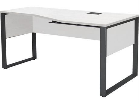 Unique Furniture Kalmar White Computer Desk | K632432R-