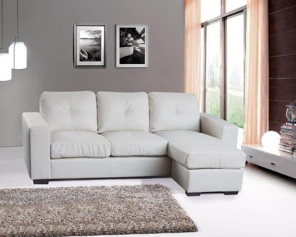 Furniture Villa Online Oak Furniture Store | Leather corner sofa .