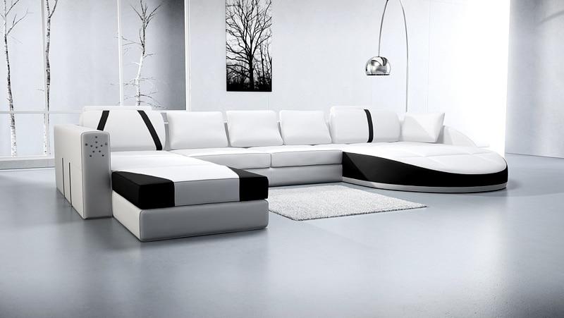 Elegant white Color sofa set designs and prices sofa furniture .