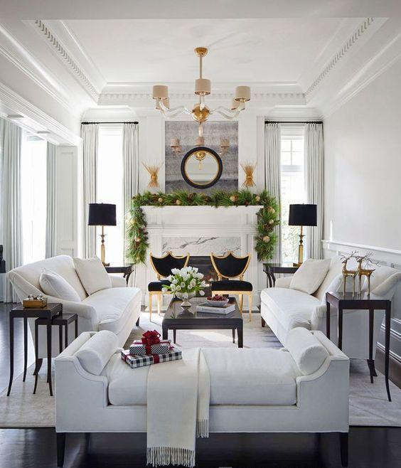 23 Non-Boring White Sofa Ideas For Your Living Room - DigsDi