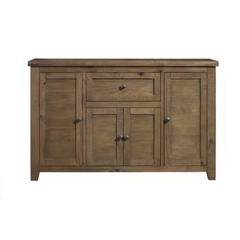 "Millwood Pines Levitt 62"" Wide 2 Drawer Sideboard | Wayfa"