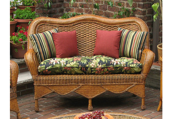 Tangiers Natural Wicker Lovese