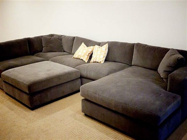 Extra Large Sectional Sofas With Chaise | Sectional sofa comfy .