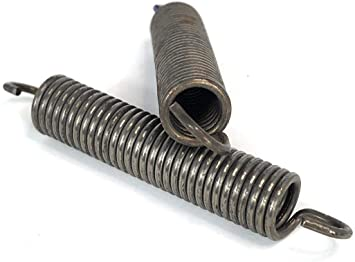 Amazon.com: E.H.C Helical Replacement Seat Springs 3 Long 1/2 Wide .