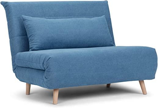 Amazon.com: Simpli Home Asher Contemporary 42 inch Wide Sofa Bed .
