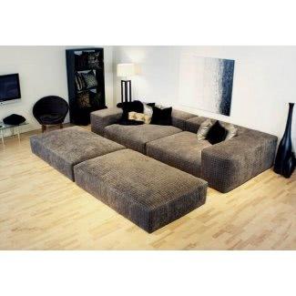 Wide Seat Sofa - Ideas on Fot