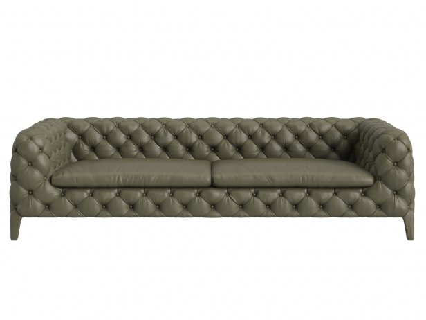 Windsor Sofa 3d model | Arketipo, Ita