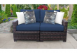 Red Barrel Studio Wrobel Patio Sectional with Cushion & Reviews .