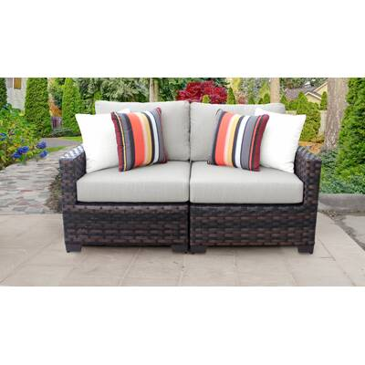 Red Barrel Studio Wrobel 9 Piece Sectional Seating Group | Wayfa