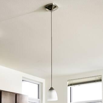 Orren Ellis Perth 1-Light Single Bell Pendant | Wayfa