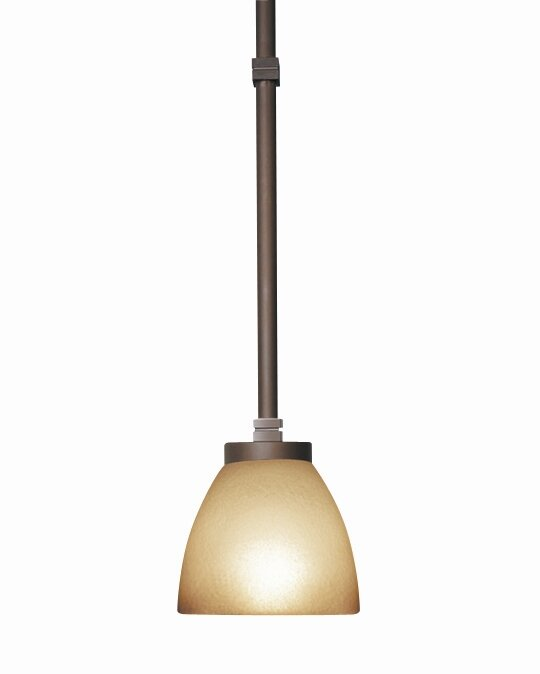 Woodbridge Wayman 1-Light Single Bell Pendant | Wayfa