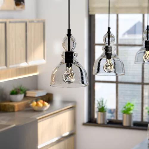 Yarger 1 - Light Single Dome Pendant | Kitchen pendants, Kitchen .