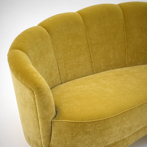 Lazy Daisy Yellow Sofa Tribute - Arteme