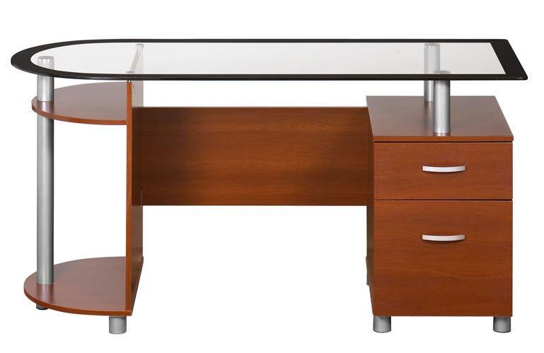 Z-Line Tyler Computer Desk | Desk, Computer desk, Interiors magazi